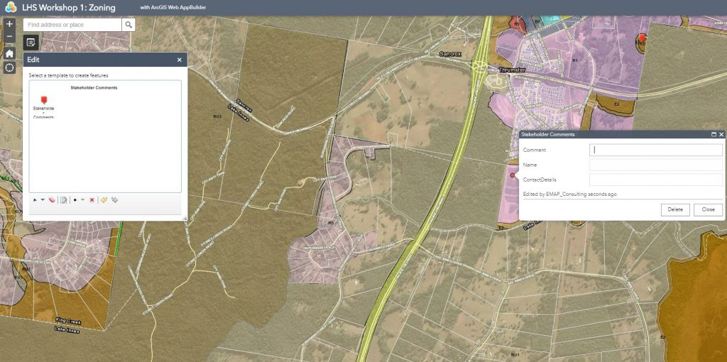 EMAP Consulting Online Mapping Resources